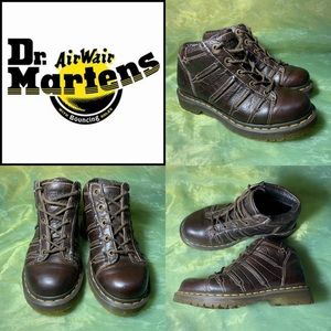 Dr. Martens Hiking Boots